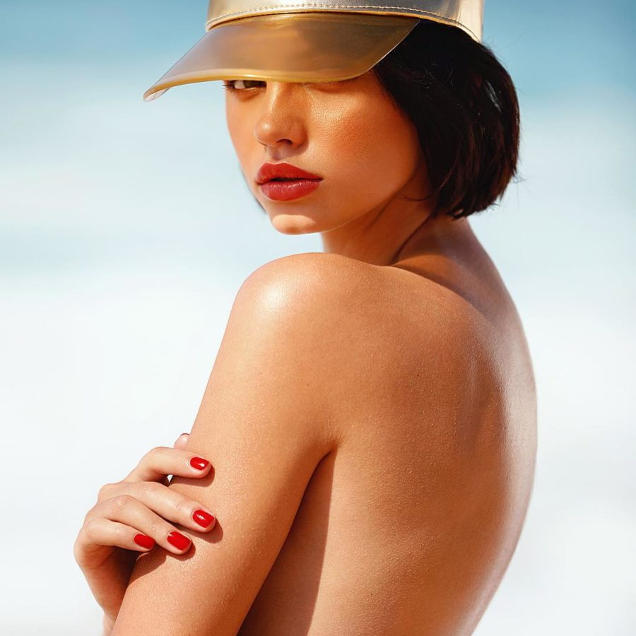 Model Natalia Udovenko photographed by Ana Dias for Playboy