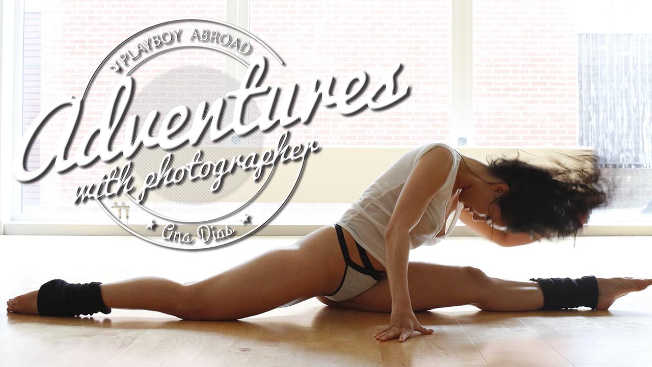 Playboy Abroad: Adventures with Photographer Ana Dias - Episode 24 - Jasmine Jardot - United Kingdom