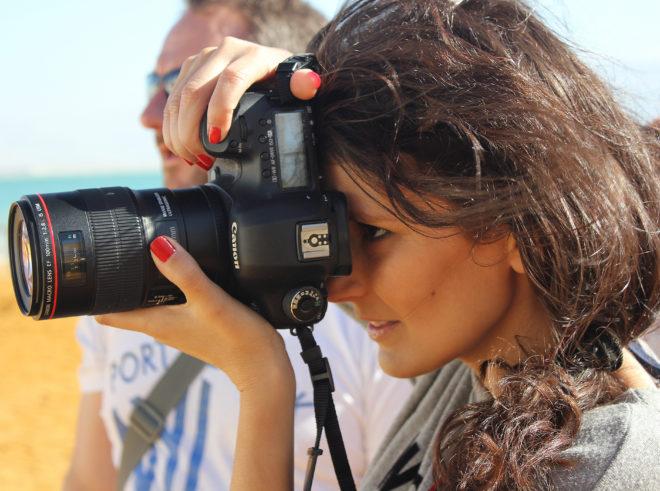Photographer Ana Dias