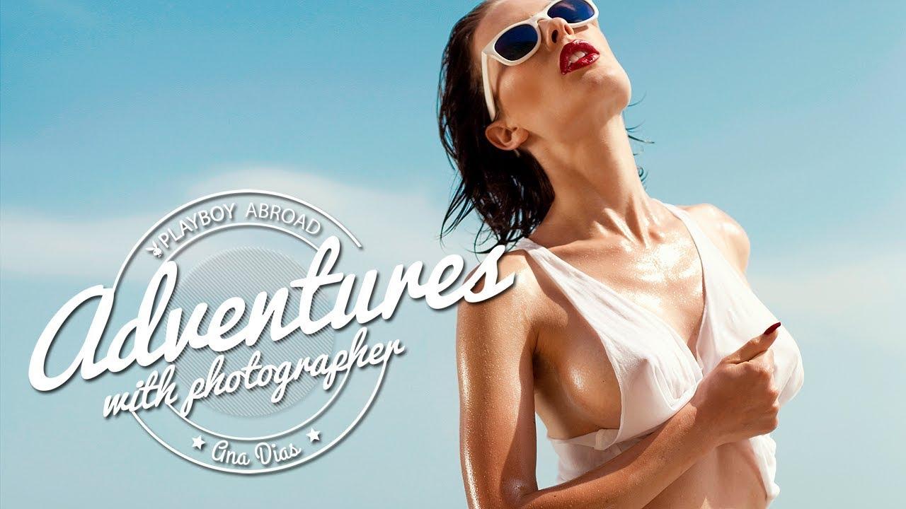 Playboy Abroad: Adventures with Photographer Ana Dias - Episode 1 - Caprice Castilho - Portugal