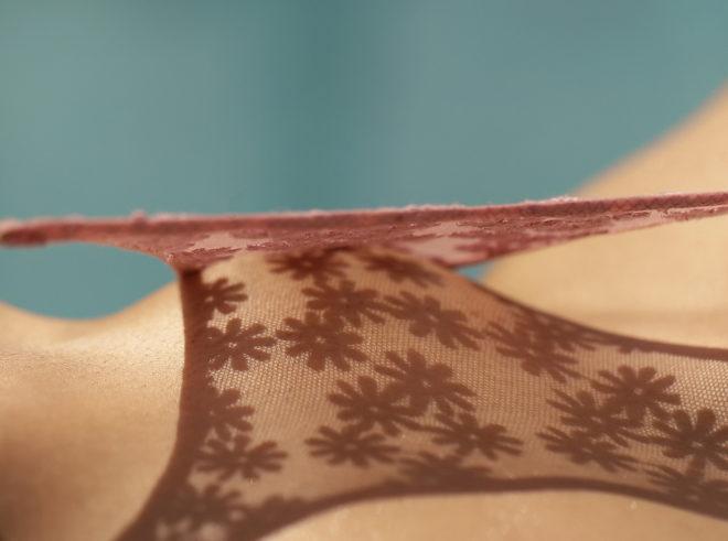 Playboy model Julia Logacheva nude by Ana Dias in Palm Springs, California