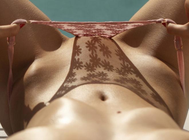 Playboy model Julia Logacheva nude by Ana Dias