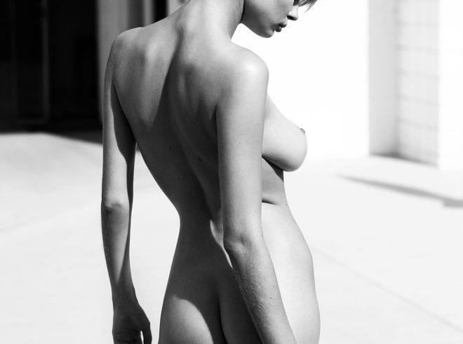 Playmate Julia Logacheva nude by Ana Dias