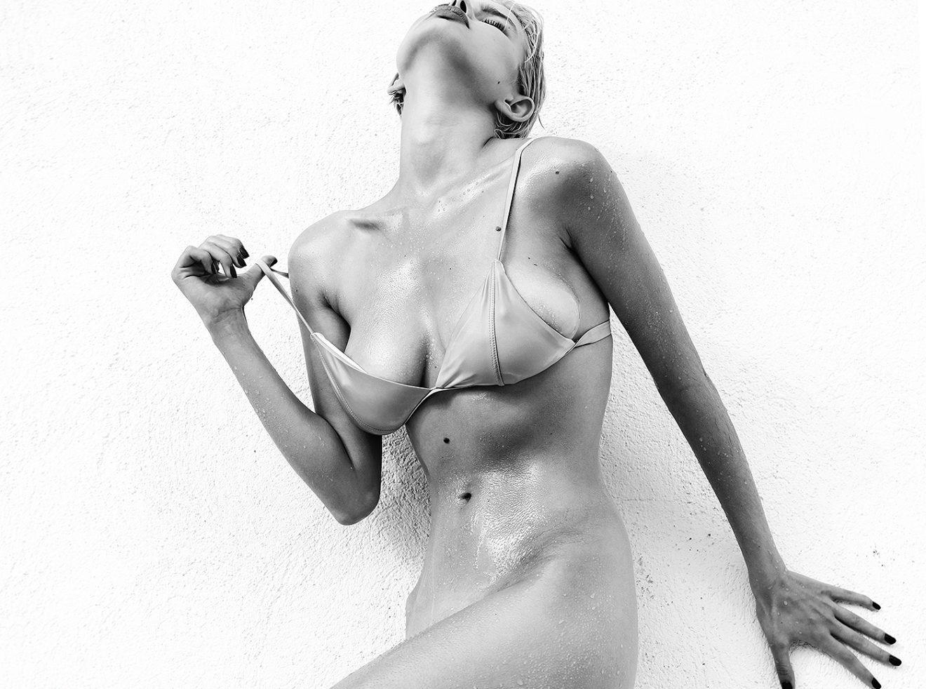 Playmate Julia Logacheva by Ana Dias for Playboy