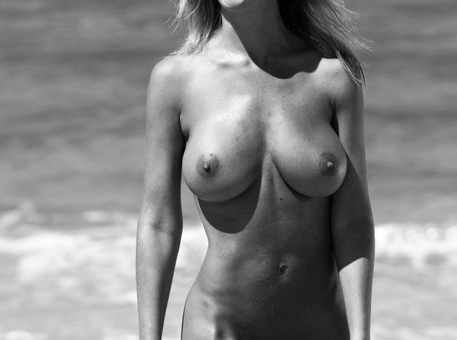 Natasha Andreeva photographed nude by Ana Dias