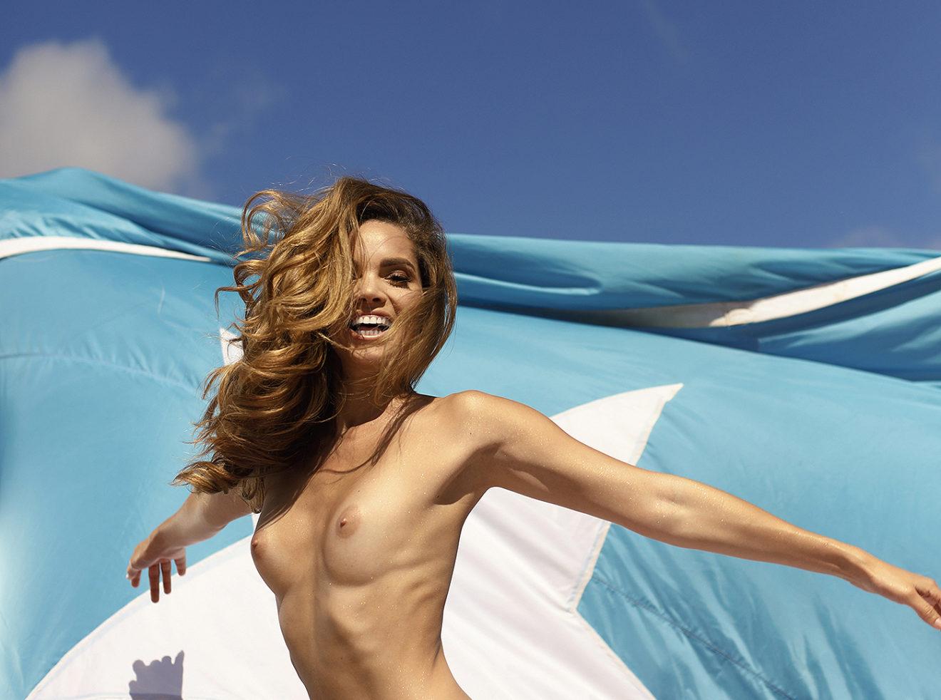 Yoli Lara nude by Ana Dias for Playboy