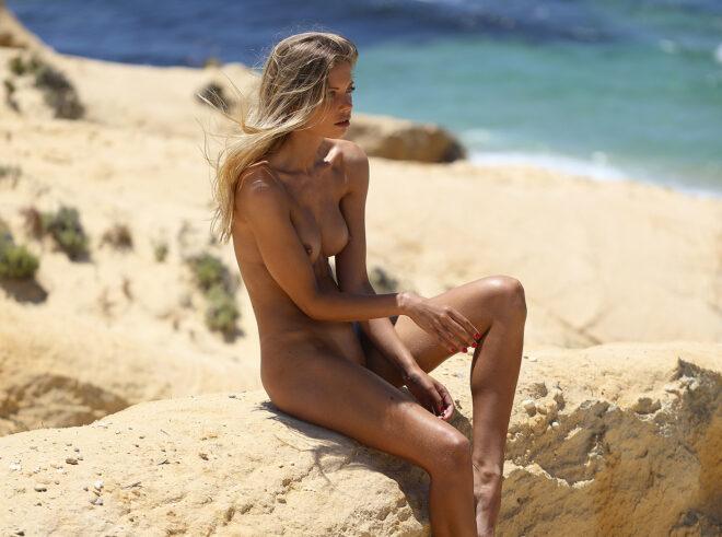 Alina Boyko nude for Playboy by Ana Dias